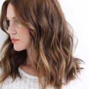 چند مدل موی جدید و زیبا مناسب برای موهای مدیوم و متوسط