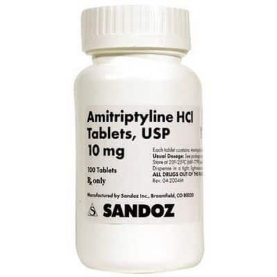 داروی الاویل (Elavil)، با نام عمومی آمیتریپتیلین (amitriptyline) نیز شناخته میشود