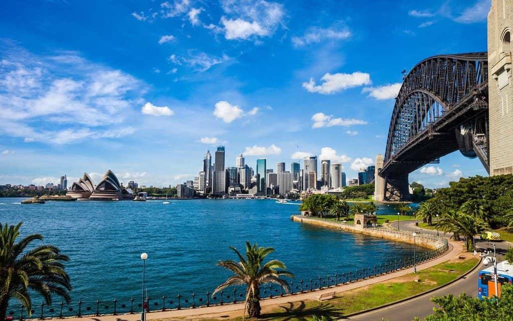 آشنایی با استرالیا