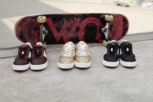 با مدلهای جدید کفش کتانی زنانه برای سال جدید آشنا شوید