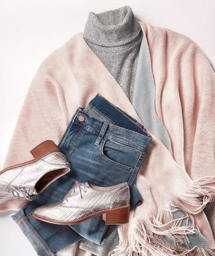 ترکیب لباس زمستانی