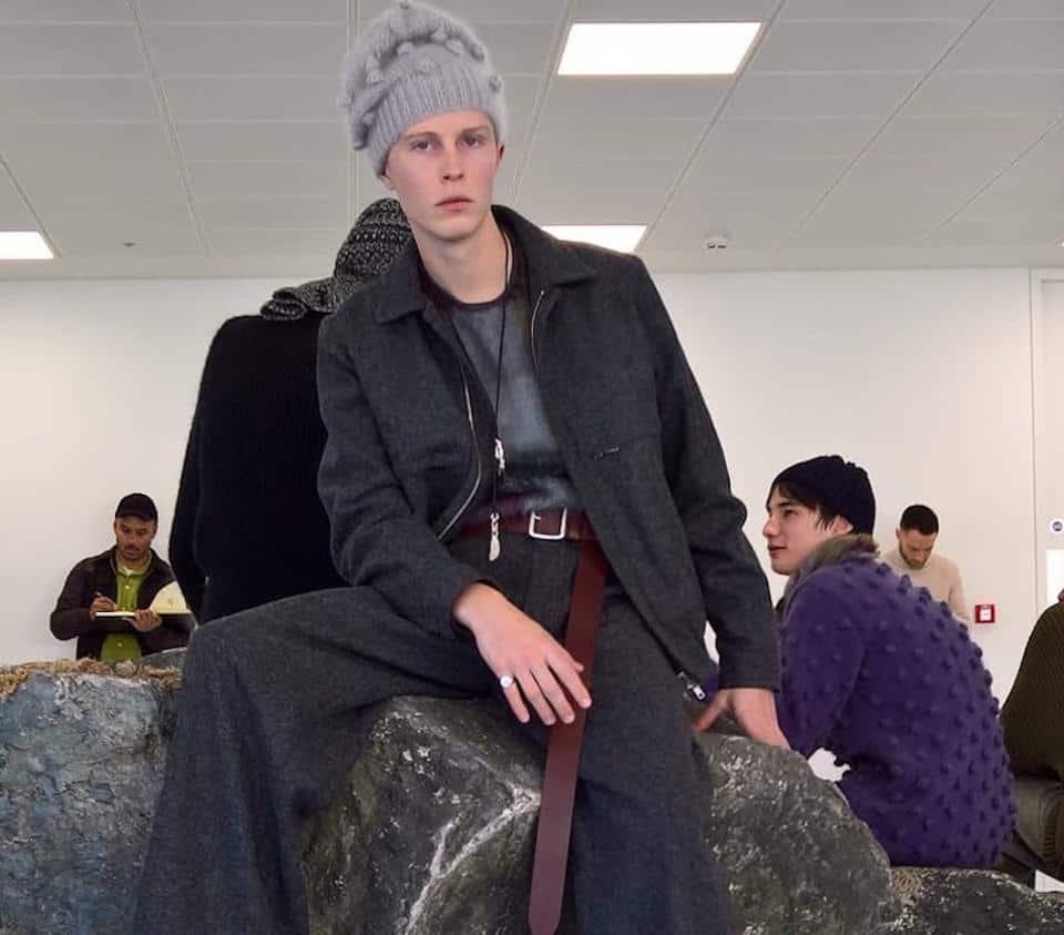 هفته مد لباس مردانه لندن
