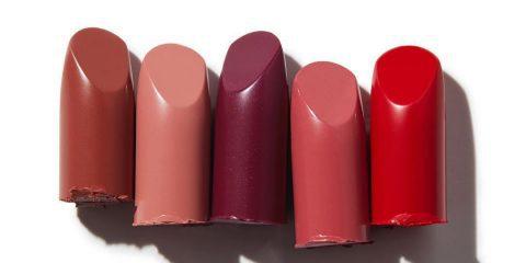 بهترین رنگ رژ لب برای رنگ پوست خودتان را به این روش پیدا کنید