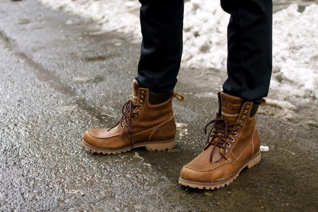 بوت زمستانی مردانه