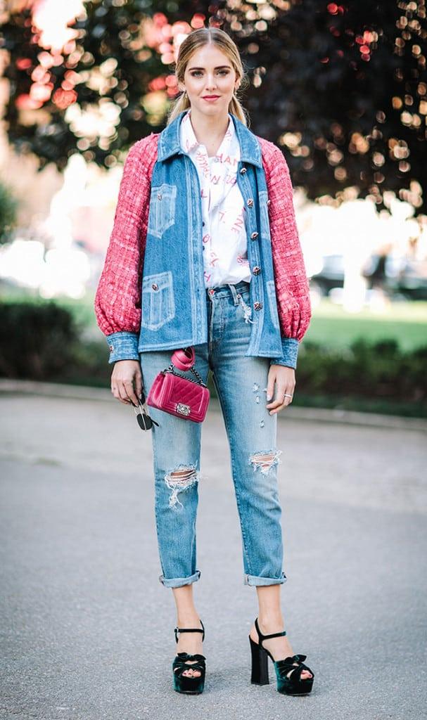 ترفندهایی برای پوشیدن لباسهای تکراری