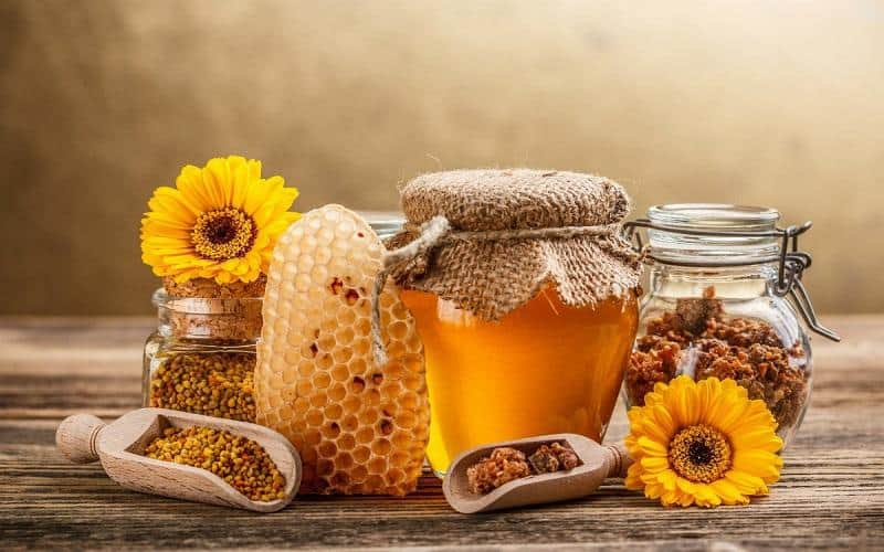 خواص مفید عسل