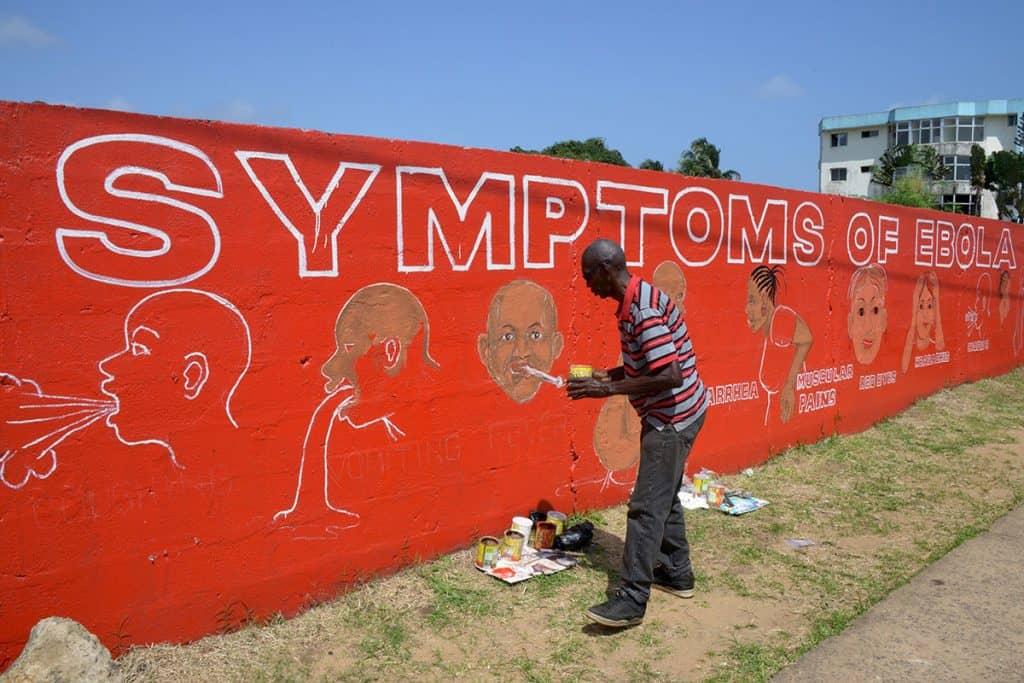 علائم ابتلا به بیماری ابولا