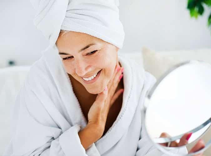برای داشتن پوست درخشان این نکات را رعایت کنید