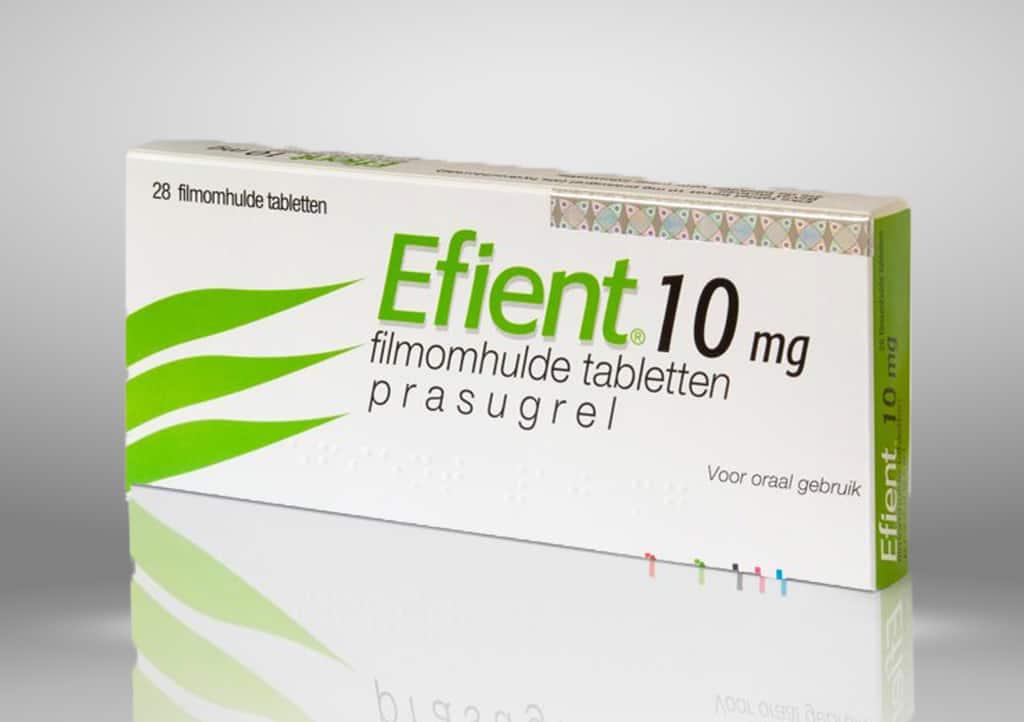 معرفی کامل داروی ضد انعقاد افیِنت (Effient) یا پراسوگرل (Prasugrel)