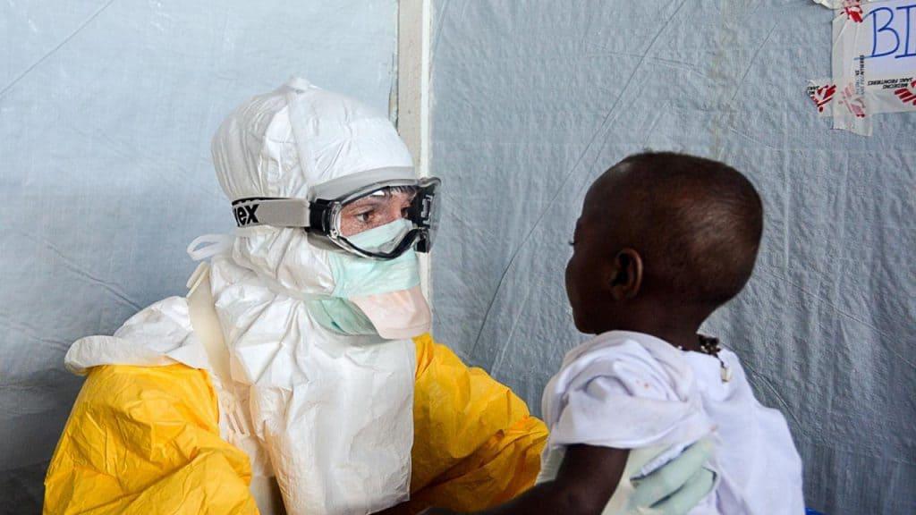 پیشگیری از بیماری ابولا