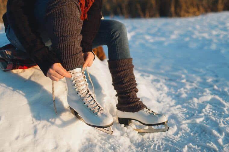 اسکیت روی یخ