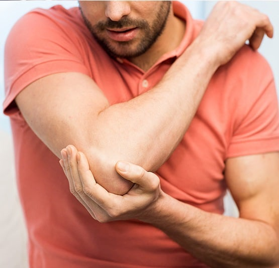 معرفی بیماری آرنج تنیسبازان