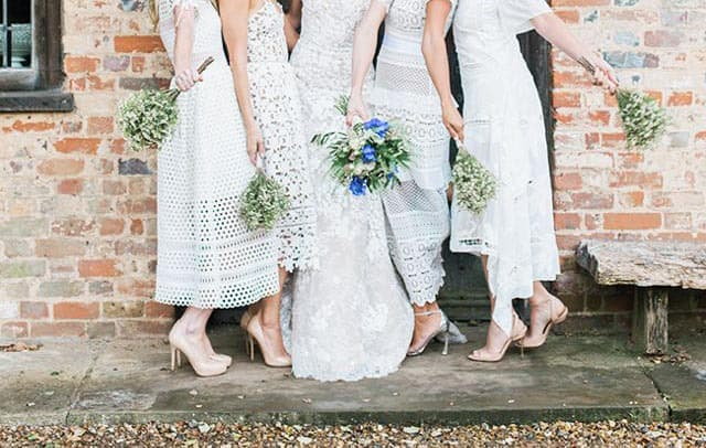 توصیههایی برای استایل لباس عروس