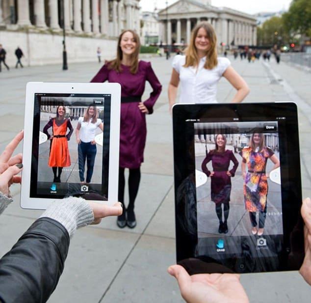 تکنولوژی واقعیت افزوده