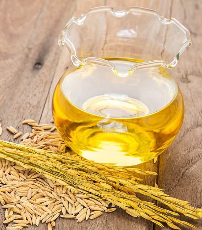 فواید استفاده از روغن سبوس برنج