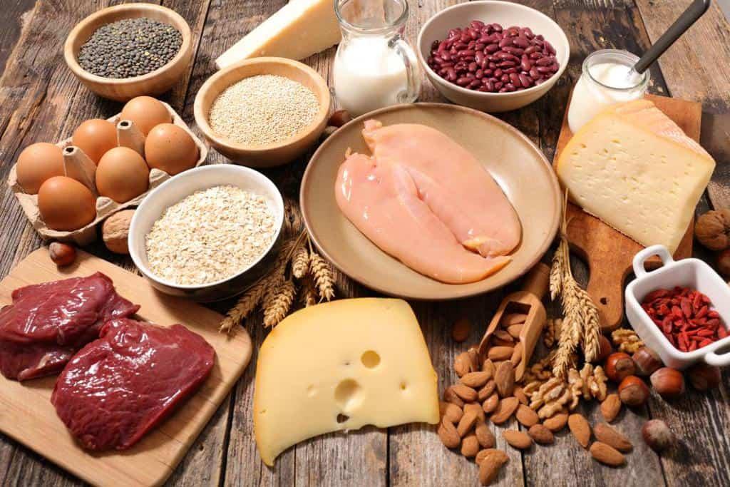 عضله سازی با ۲۴ نوع غذای مختلف که به تقویت عضلات کمک میکنند