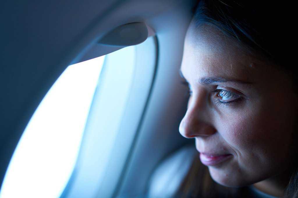 مسافرت هوایی