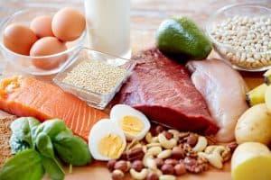 مسمومیت با پروتئین