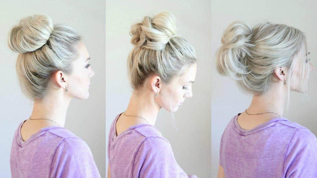 چند مدل موی آسان و ساده برای مهمانیها و مناسبتهای خاص