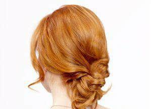 چند مدل موی آسان و ساده