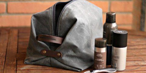 کیف آرایش مردانه و همه چیزهایی که باید درون آن قرار دهید