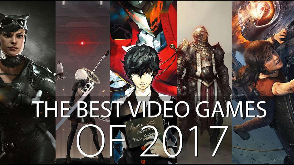 برترین بازیهای ویدئویی که در سال 2017 معرفی شدند