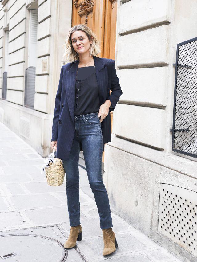 تیپ کلاسیک فرانسوی، این لباسها هرگز از مد نمیافتند 7 تیپ کلاسیک فرانسوی، این لباسها هرگز از مد نمیافتند