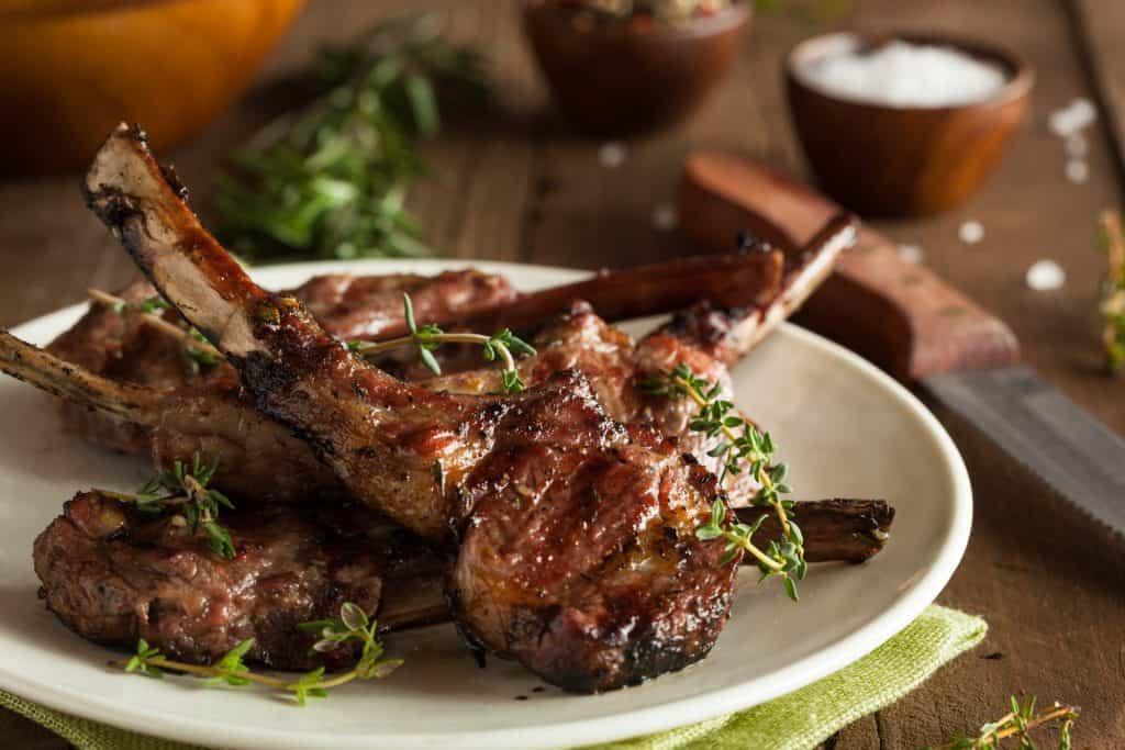 عوارض احتمالی گوشت بره