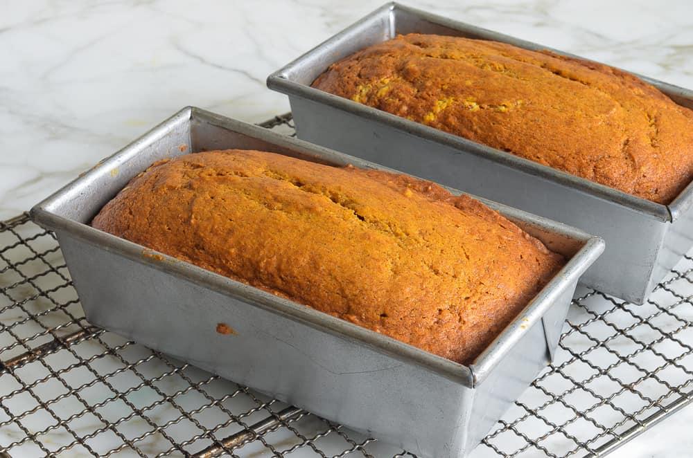 طرز تهیه نان کدو
