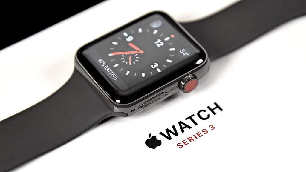 نقد و بررسی اپل واچ 3 ،جدیدترین ساعت هوشمند کمپانی اپل