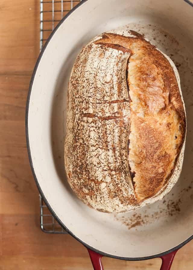 نان خمیرترش