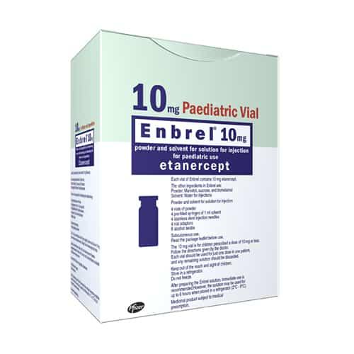 معرفی کامل داروی اتانرسپت (Etanercept) یا انبرل (Enbrel)