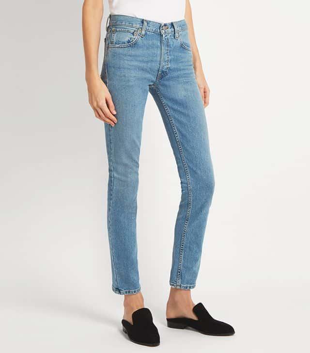 شلوار جین تنگ زنانه