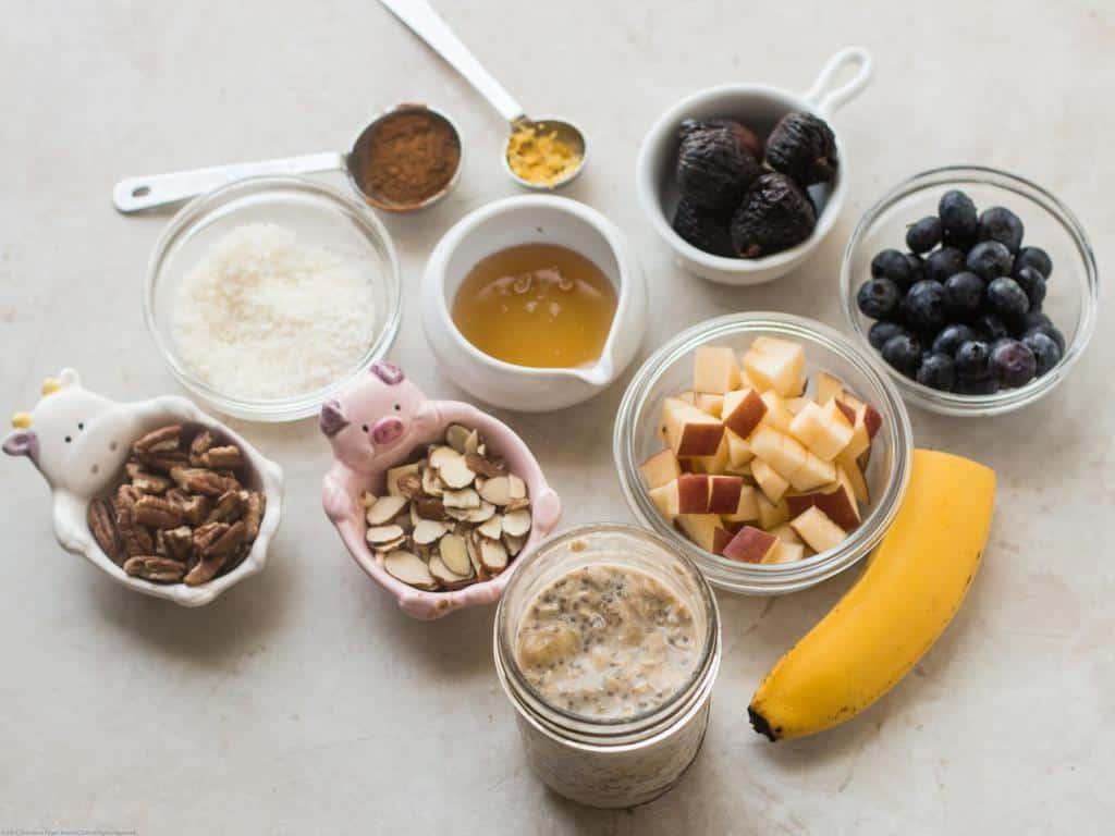 طرز تهیه اوتمیل صبحانه