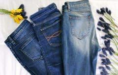 مراقبت، شستشو و لکه بری لباسهای جین را درست انجام دهید
