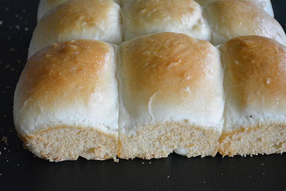 طرز تهیه نان لقمهای