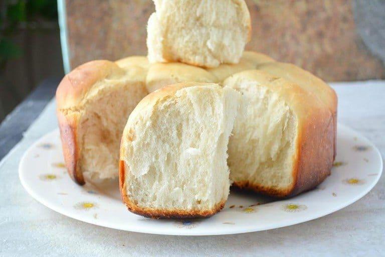 پخت نان در قابلمه