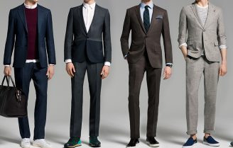 با هر رنگ کت و شلوار مردانه چه رنگ کفشی مناسب است؟