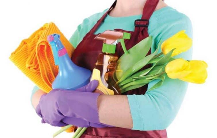 تمیز کردن خانه به صورت کامل تنها در یک روز با چند ترفند ساده