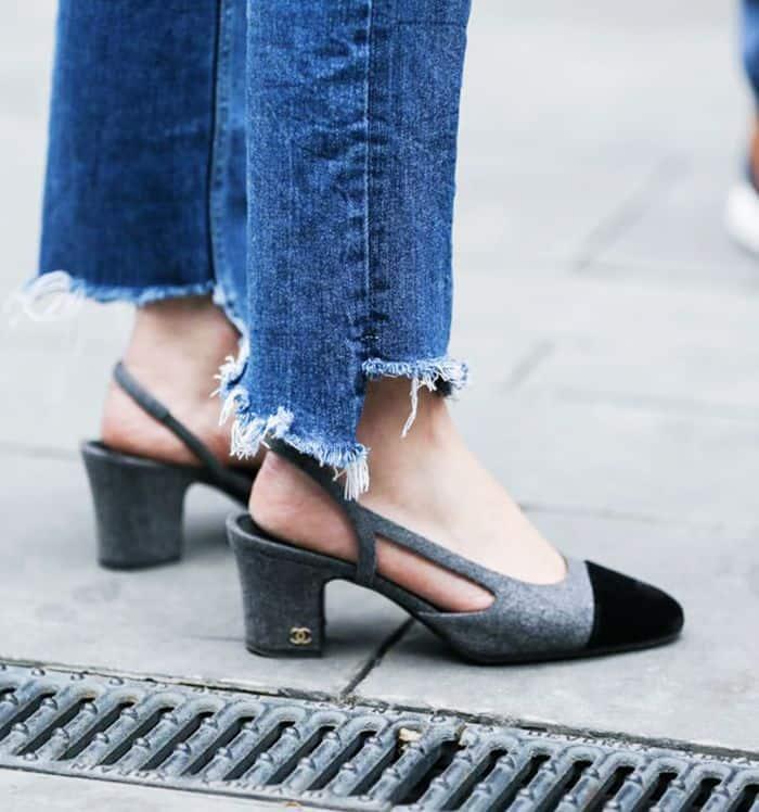 اندازه کردن شلوار جین ،شلوار تنگ یا گشاد را به این روش اندازه کنید 3 اندازه کردن شلوار جین ،شلوار تنگ یا گشاد را به این روش اندازه کنید