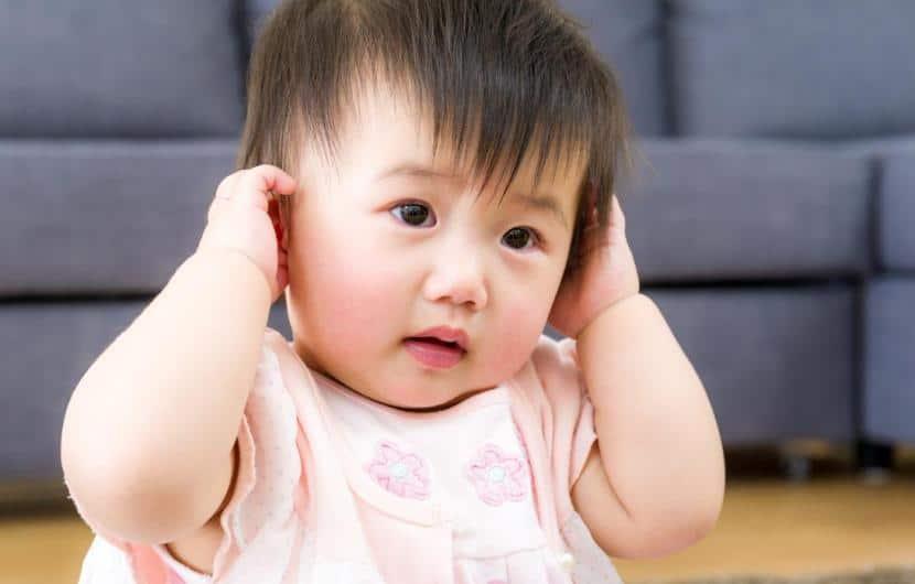 عفونت گوش کودکان