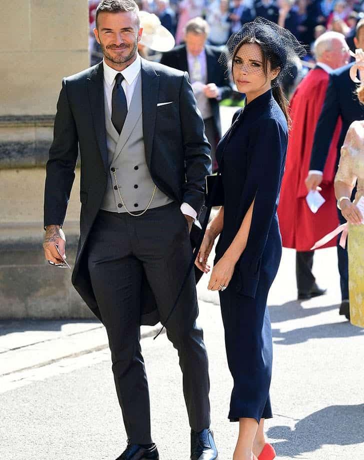 مهمانهای شیک پوش عروسی سلطنتی