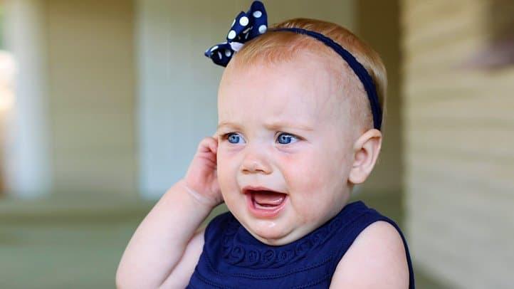درمان عفونت گوش کودکان