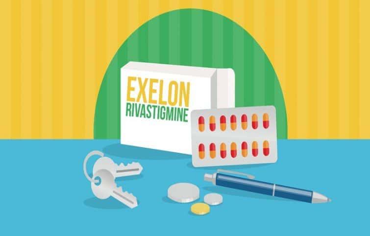 معرفی کامل داروی اکسلون (Exelon) یا ریواستیگمین (Rivastigmine) – بهبود زوال عقل