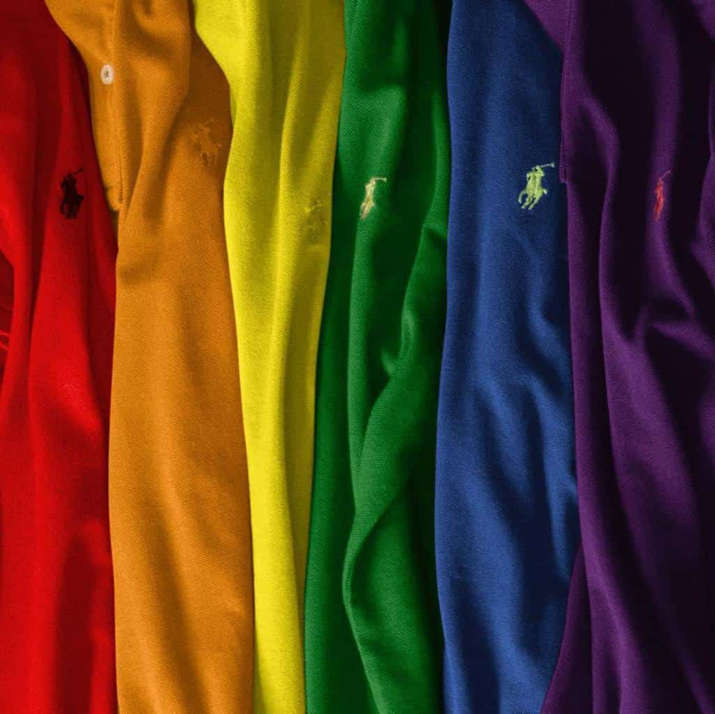 شستشوی لباسهای رنگی روشن و تیره