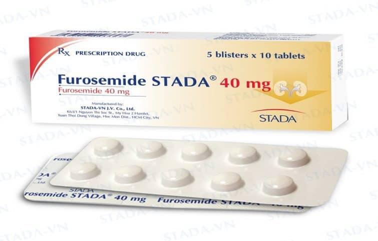 معرفی کامل داروی مُدِر فوروزماید (Furosemide) – درمان حبس آب و فشار خون