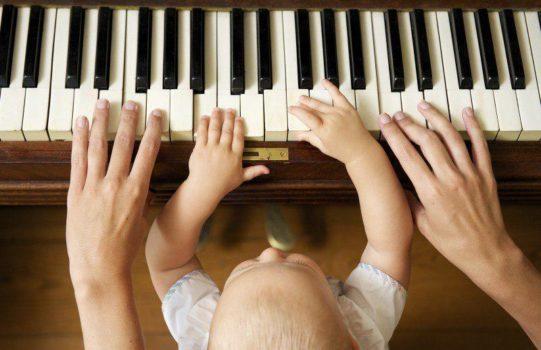 آغاز موسیقی درمانی و اهداف آن در کودکان