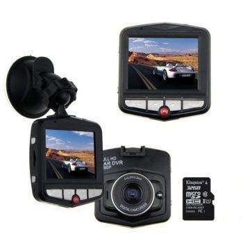 یک راه برای اینکه نشان داد در تصادف کدام خودرو با کدام برخورد کرده دوربین های فیلم برداری است