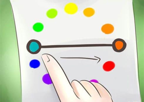 ست کردن اصولی رنگ لباس/رنگ های متضاد/ست کردن رنگ های متضاد