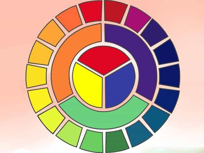 هماهنگ کردن رنگ لباسها با اصول علمی